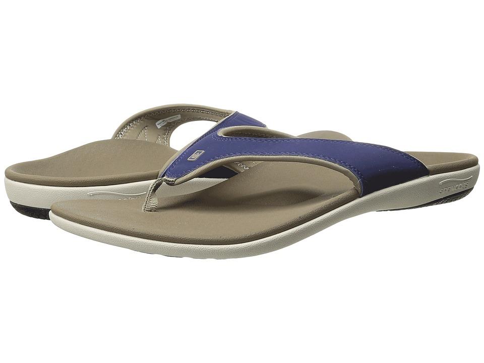Spenco - Yumi (Medieval Blue) Men's Sandals