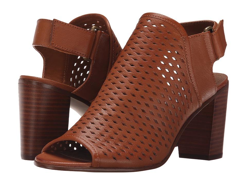 Steve Madden - Nimbble (Cognac Leather) Women's Shoes