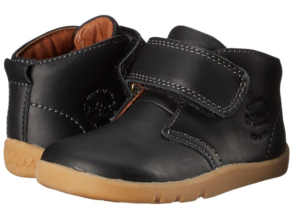 Bobux Kids - I-Walk Desert Explorer Boot (Toddler) (Black) Boys Shoes