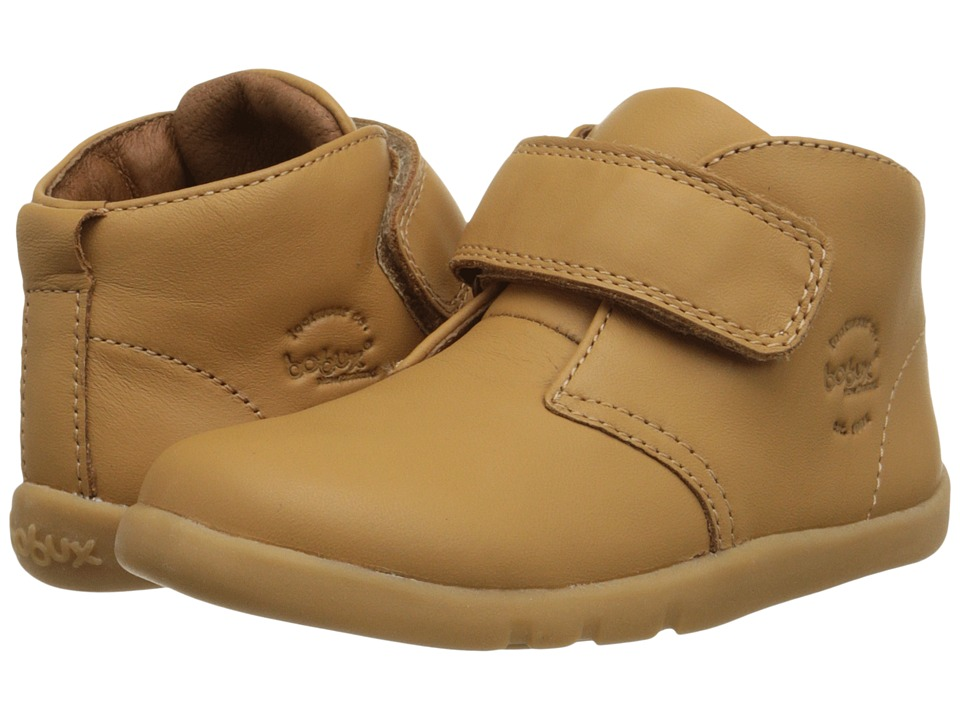 Bobux Kids - I-Walk Desert Explorer Boot (Toddler) (Tan) Boys Shoes