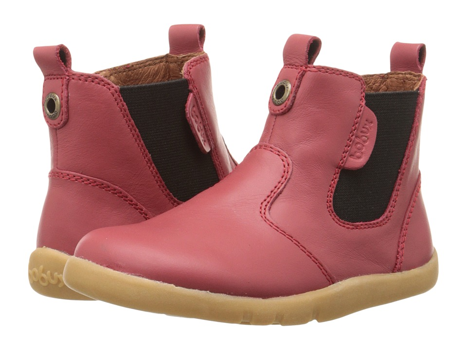 Bobux Kids - I-Walk Outback Boot (Toddler) (Red) Kids Shoes