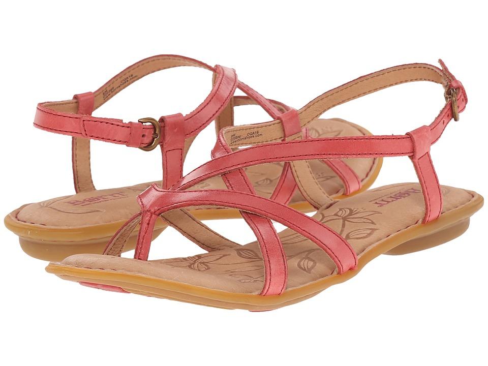 Born - Mai (Fire Red) Women's Sandals