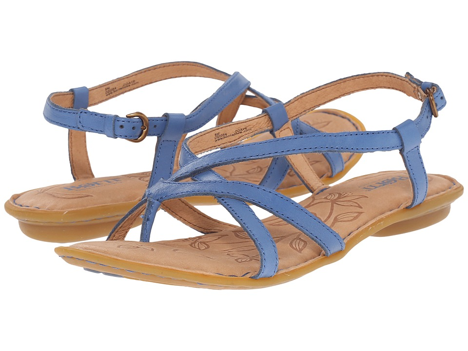 Born - Mai (Blue) Women's Sandals