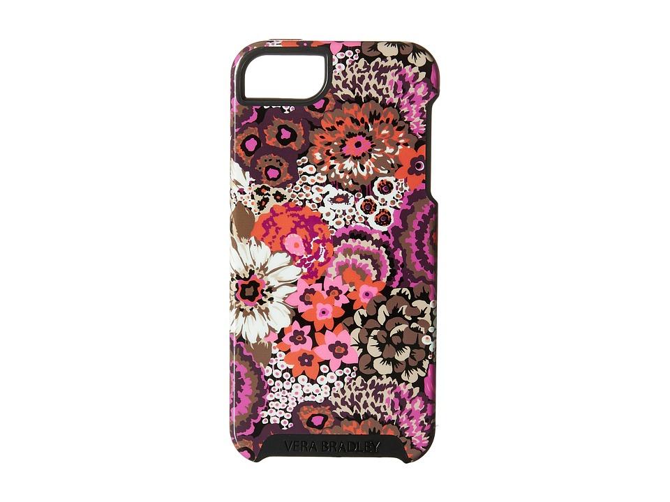 Vera Bradley - Hybrid Hardshell Case for iPhone 5 (Rosewood) Cell Phone Case
