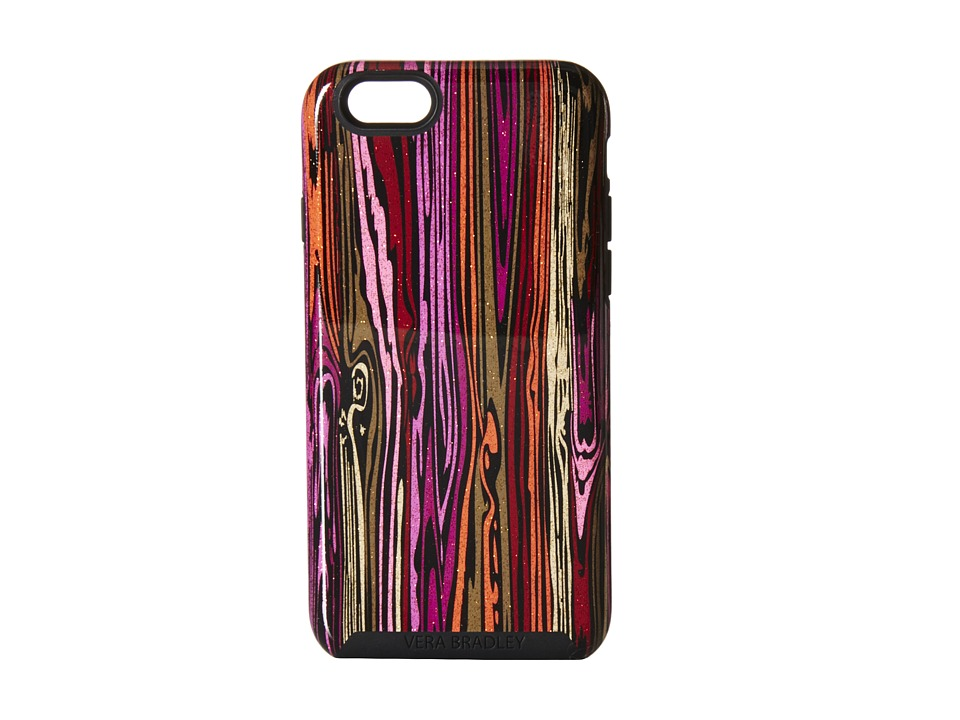 Vera Bradley - Hybrid Hardshell Case for iPhone 5 (Rosewood Grain) Cell Phone Case