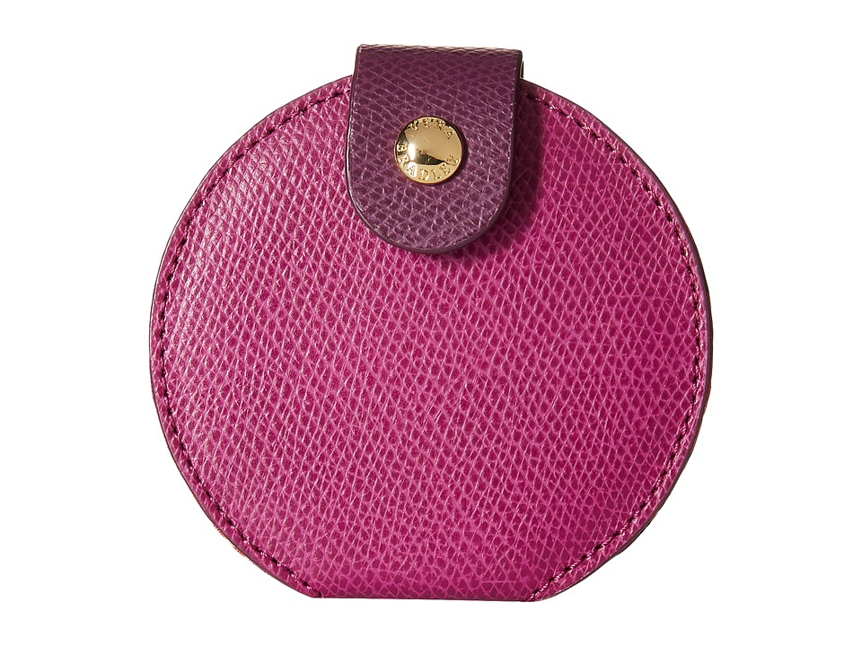 Vera Bradley - Pocket Mirror (Plum) Wallet