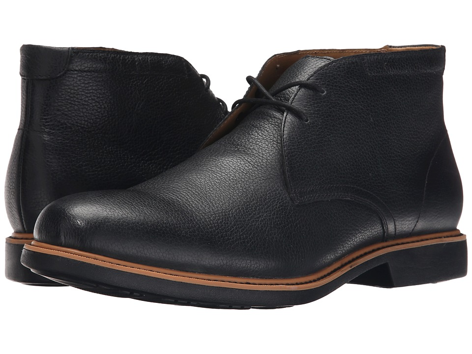 Cole Haan - Great Jones Chukka II (Waxy Black) Men