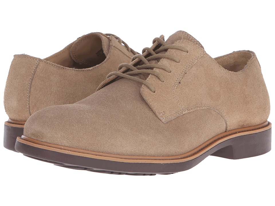 Cole Haan - Great Jones Plain Toe II (Milkshake Suede) Men