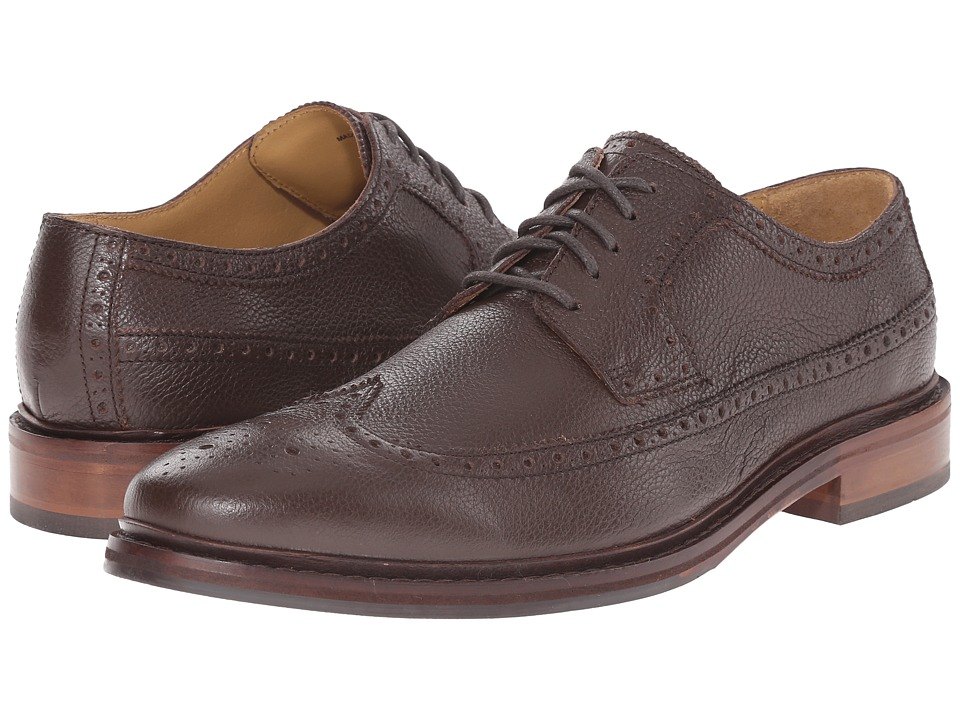 Cole Haan - Williams Welt Long Wing II (Chestnut) Men's Shoes