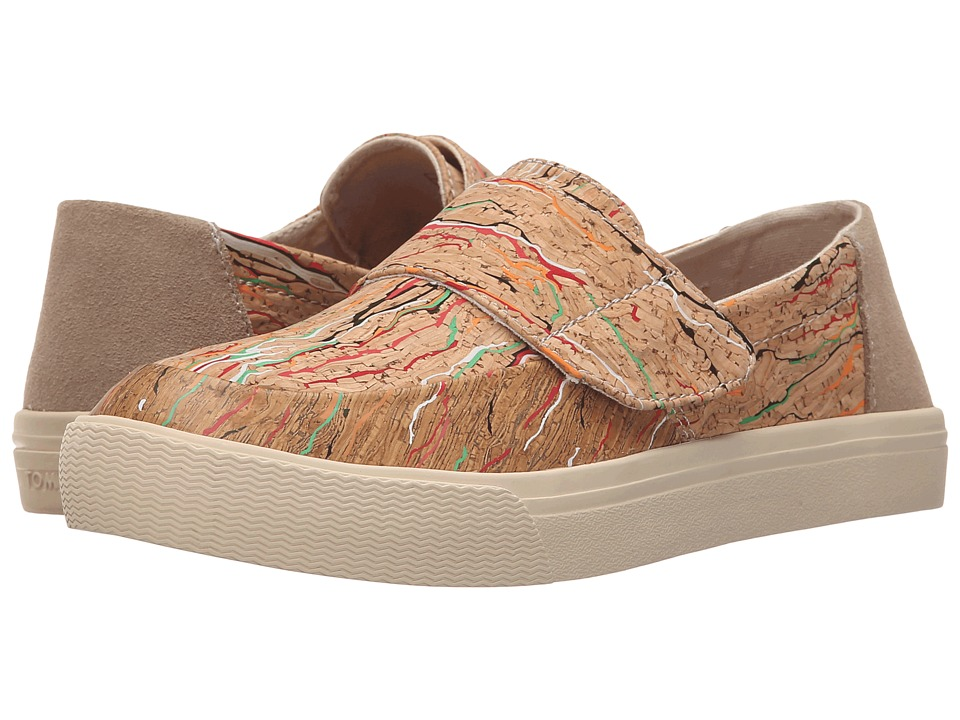 TOMS - Altair Slip-On (Multi Cork) Women's Slip on Shoes