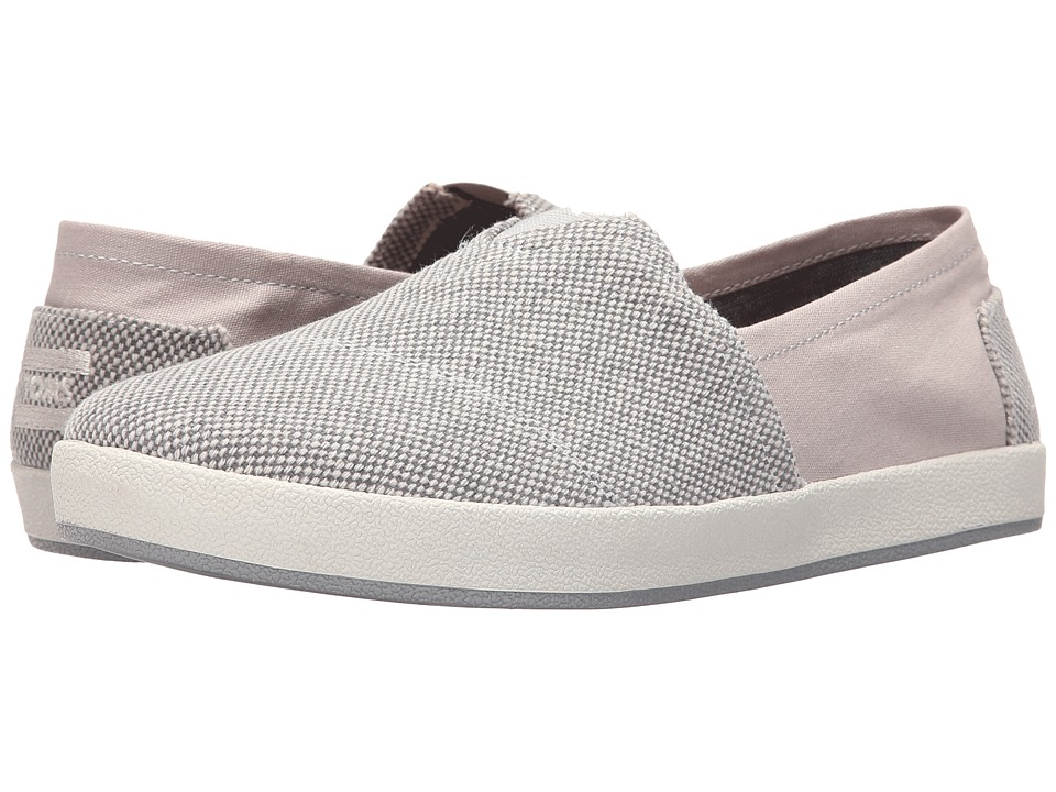 TOMS - Avalon Slip-On (Alloy Grey Farren) Men's Slip on Shoes