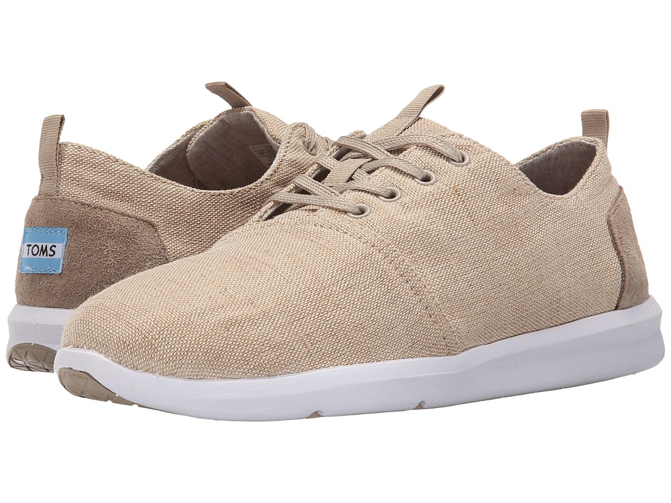 TOMS Del Rey (Natural Burlap) Men