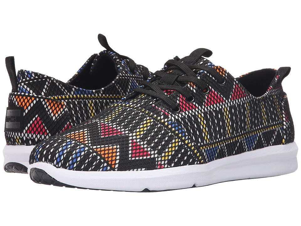 TOMS Del Rey (Multi Tribal Mesh) Men