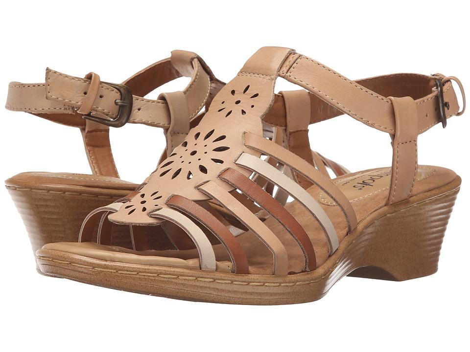 Comfortiva - Havana - Soft Spots (Tan Multi M-Vege) Women's 1-2 inch heel Shoes