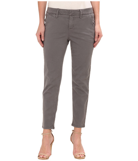 Level 99 - Gina Crop in Smoked Pearl (Smoked Pearl) Women's Jeans