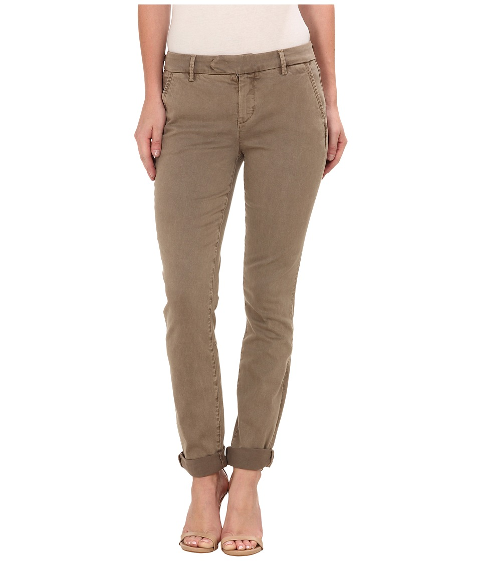 Level 99 - Becca Slim Trousers in Burnt Almond (Burnt Almond) Women's Jeans