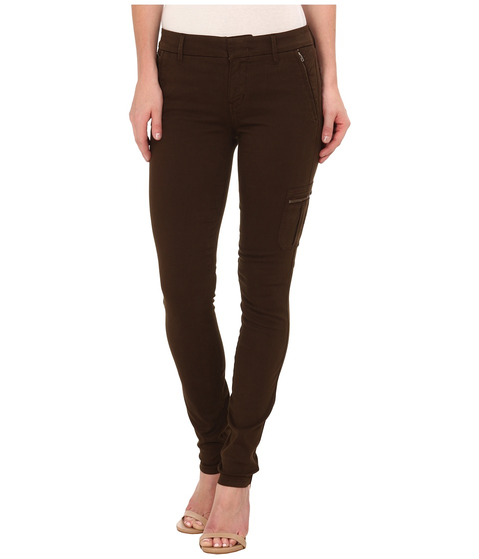 Level 99 - Liza Mid Rise Skinny Trousers in Basin (Basin) Women's Jeans