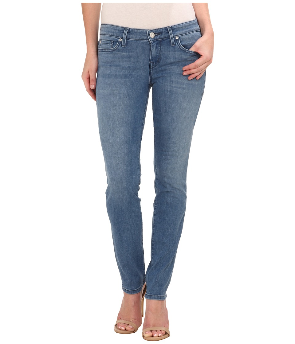 Level 99 - Lily Skinny Straight in Ginger (Ginger) Women's Jeans