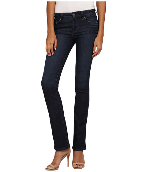 Level 99 - Sasha Mid Rise Slim Boot in Cache (Cache) Women's Jeans