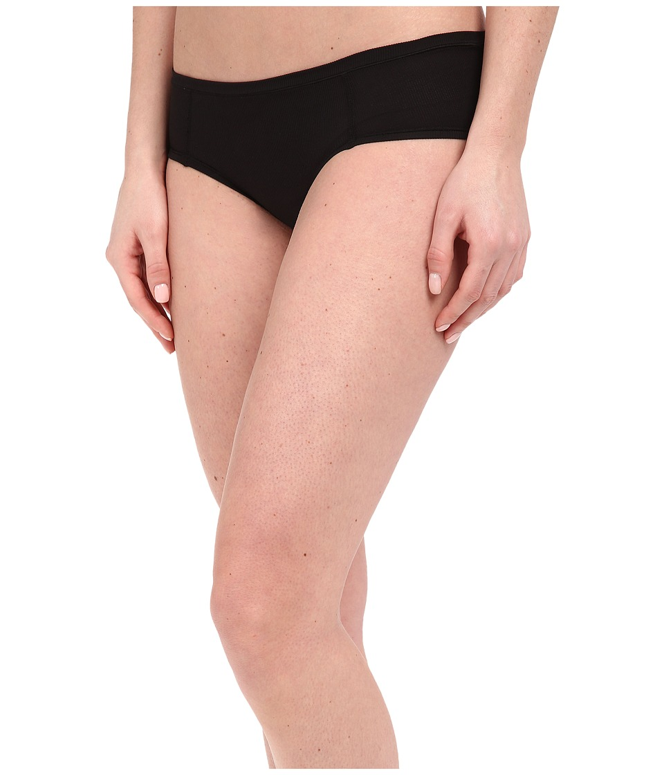 adidas - climacool Cheekster (Black/Matte Silver) Women's Underwear