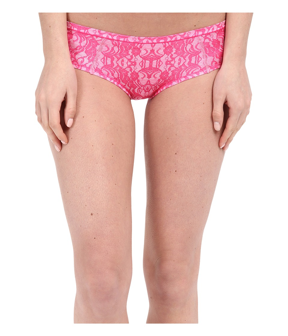 adidas - climacool Cheekster (Lace Shock Pink/Pink Glow) Women's Underwear