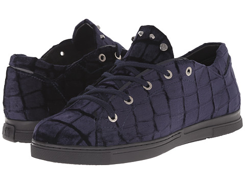 Stuart Weitzman - Touchdown (Ocean Croco Velvet) Women's Shoes