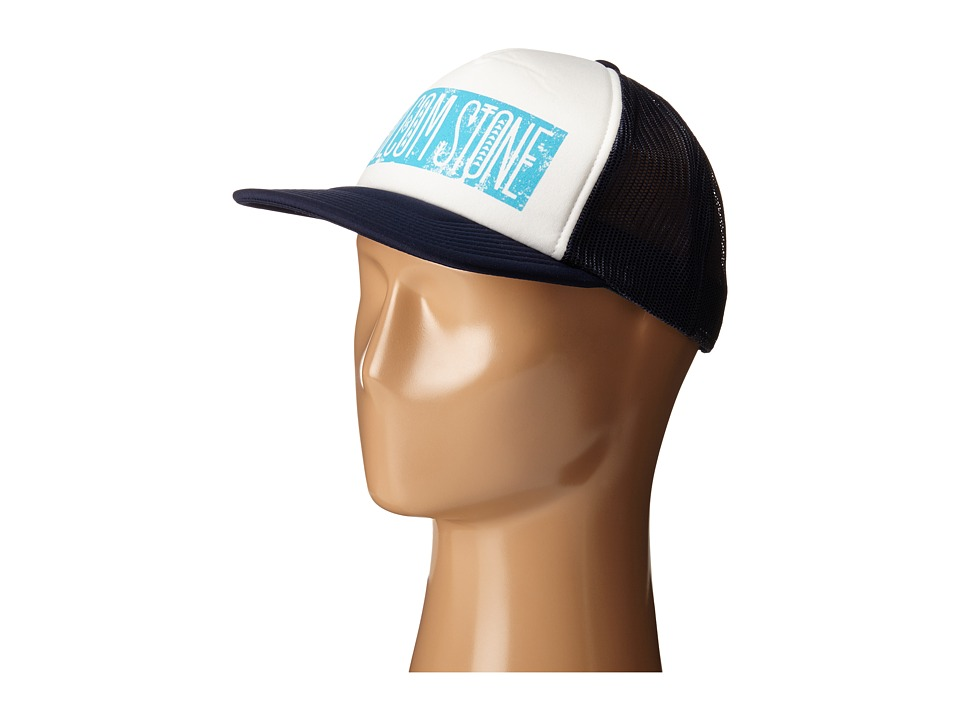 Volcom - Talk Trucker (Navy) Caps