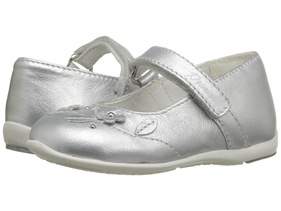 Primigi Kids - Marisa (Toddler) (Silver) Girls Shoes