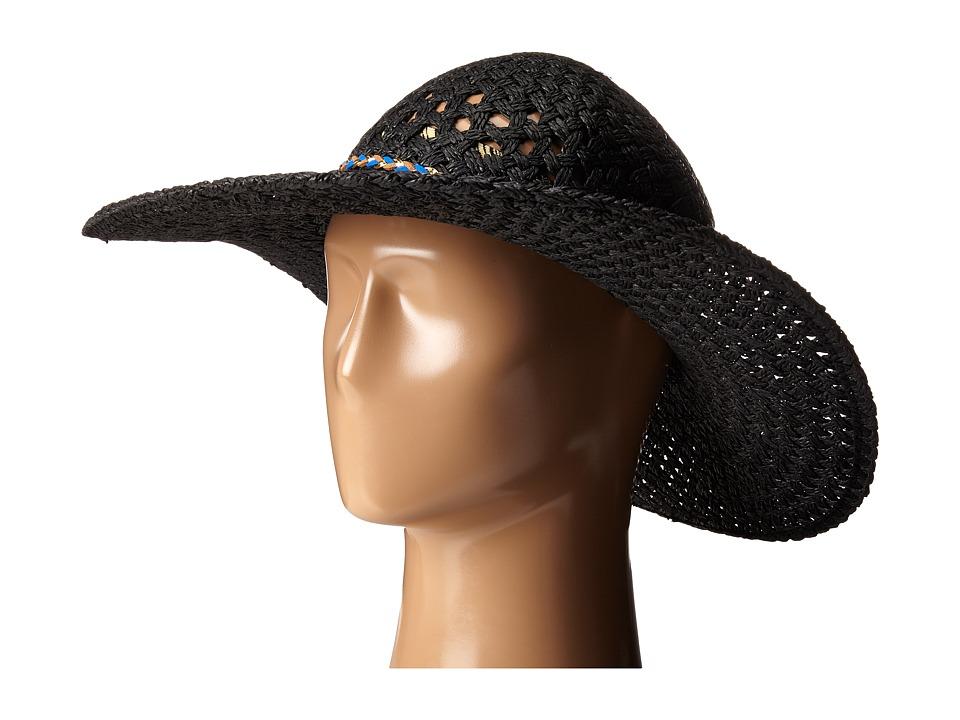Volcom - Get Away Floppy Hat (Black) Caps