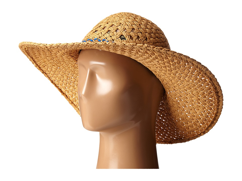Volcom - Get Away Floppy Hat (Tan) Caps