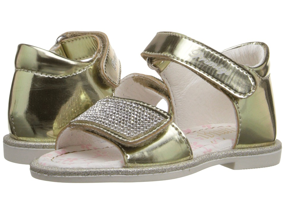 Primigi Kids - Dulcinia (Toddler) (Gold) Girls Shoes