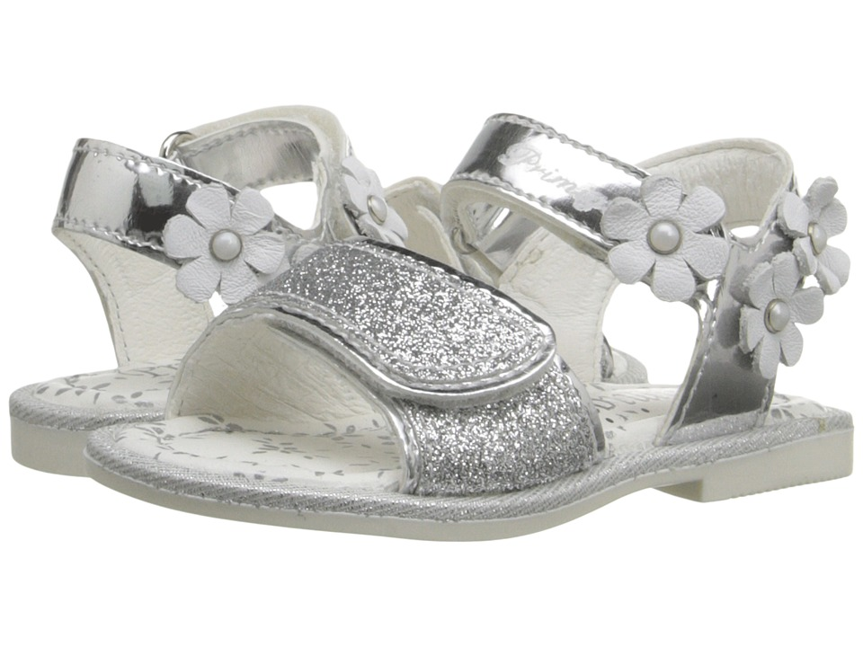 Primigi Kids - Carmelita (Toddler) (Silver) Girls Shoes