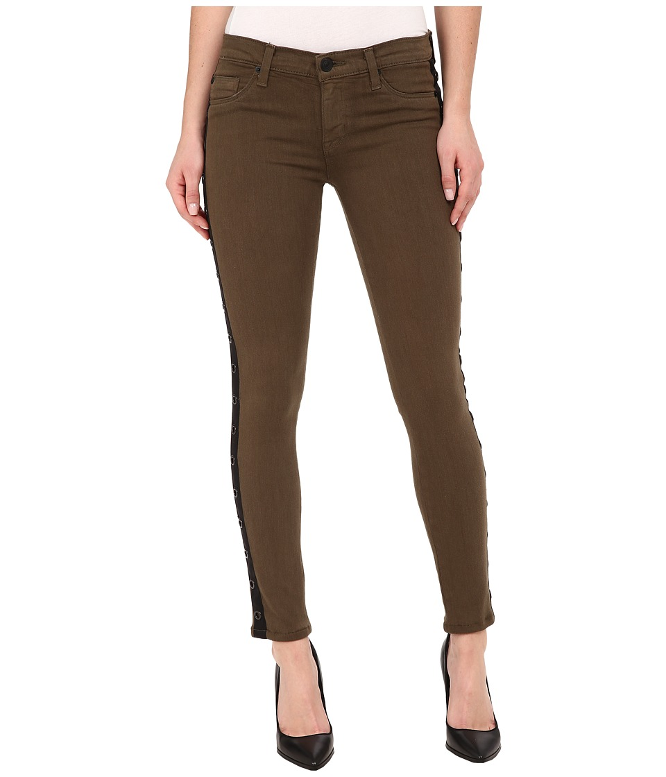 Hudson Luna Super Skinny Ankle in Fillmore Green (Fillmore Green) Women's Jeans