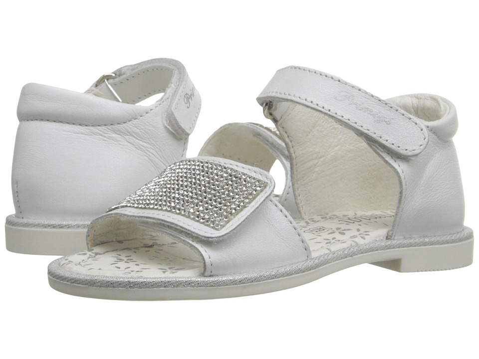 Primigi Kids - Dulcinia (Toddler/Little Kid) (White) Girls Shoes