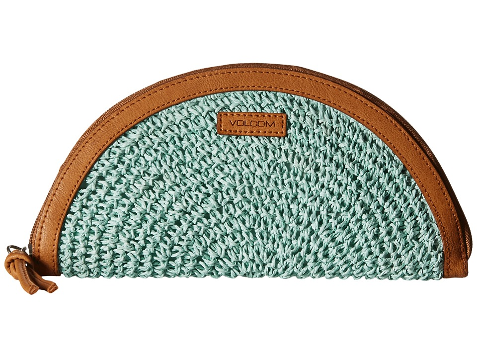 Volcom - Last Straw Wallet (Seaglass) Wallet Handbags