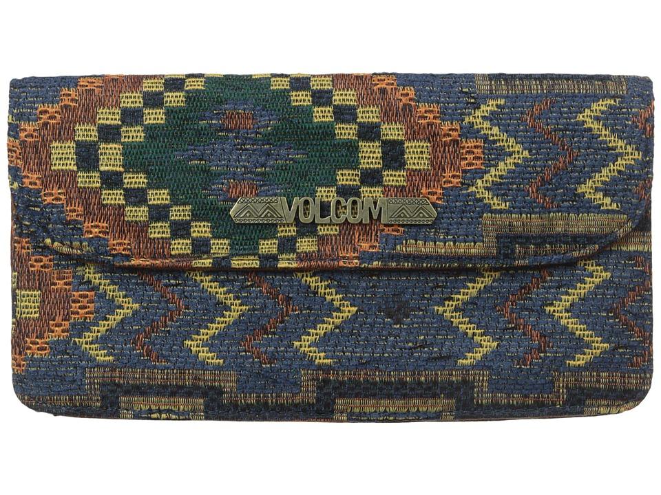 Volcom - Forever Festive Wallet (Mix) Wallet Handbags