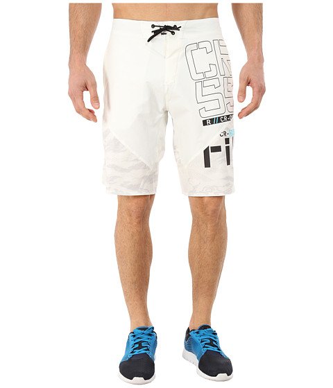 Reebok - Crossfit Cordura Shorts (Chalk) Men