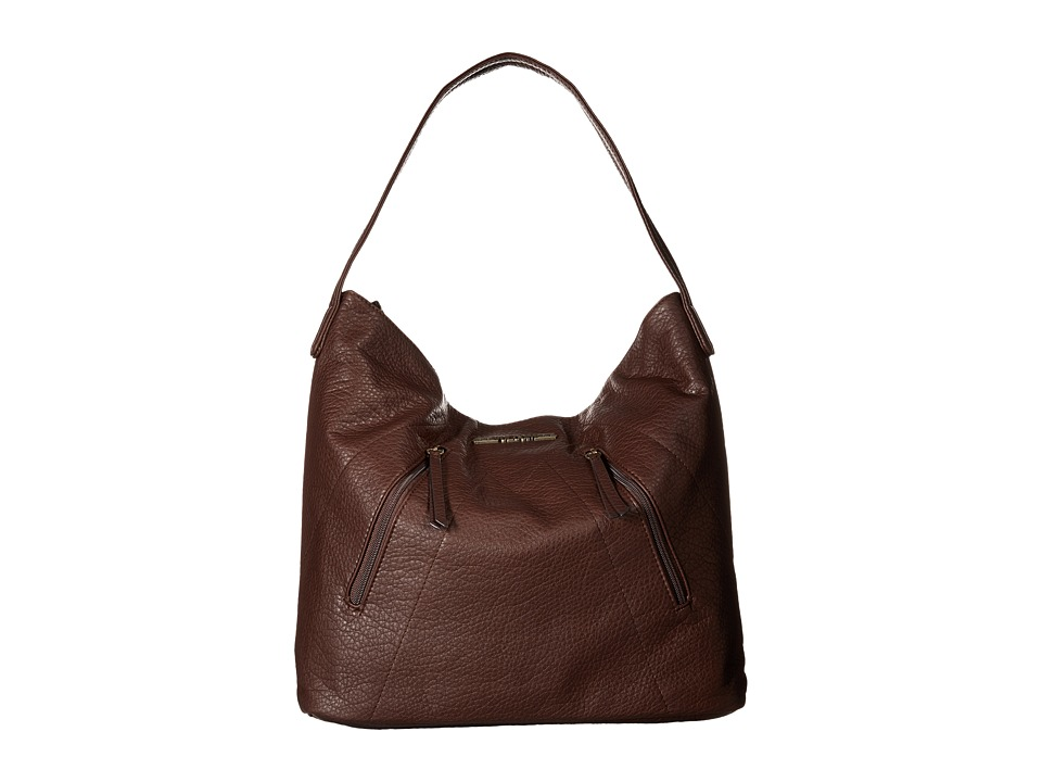 Volcom - Pinky Swear Tote (Brown) Hobo Handbags
