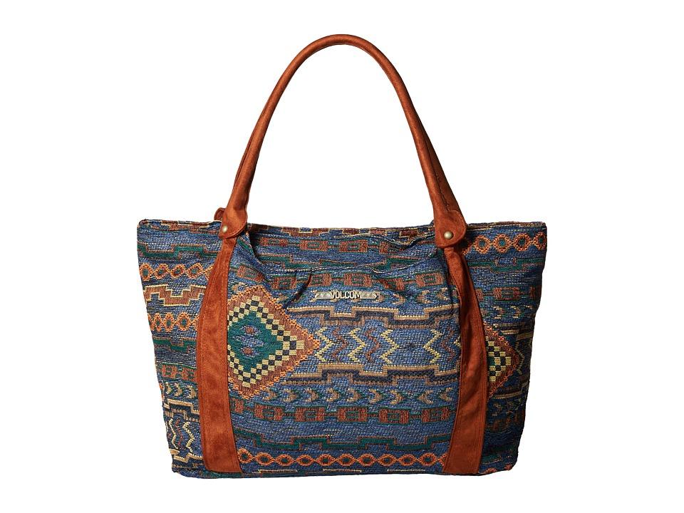 Volcom - Forever Festive Tote (Mix) Tote Handbags