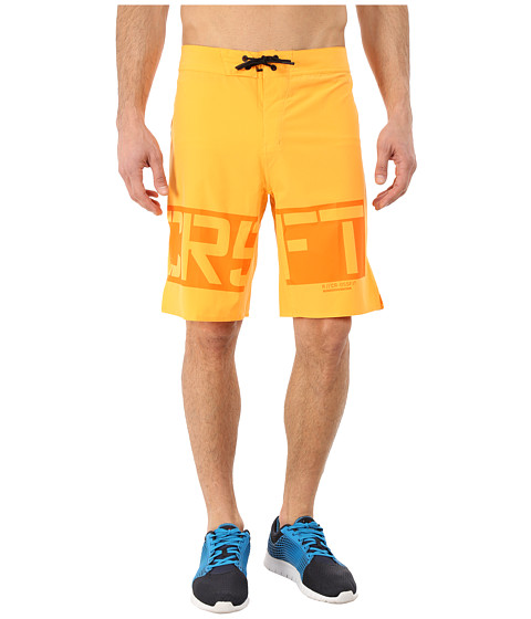 Reebok - Crossfit Core Shorts (Sunset Orange) Men's Shorts