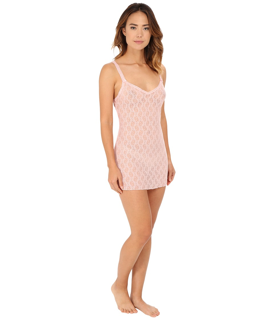 b.tempt'd - Lace Kiss Chemise (Crystal Rose) Women's Pajama