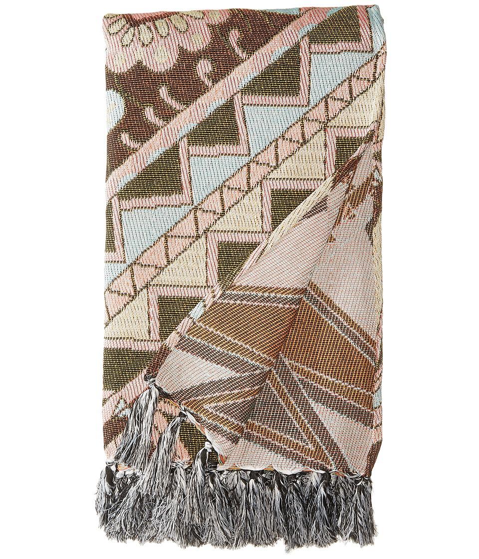 Volcom - Stone Row Blanket (Black) Blankets