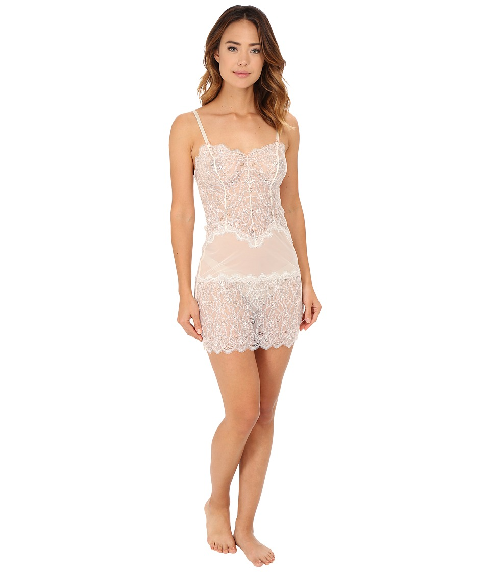 b.tempt'd - b.sultry Chemise (Vanilla Ice) Women's Pajama