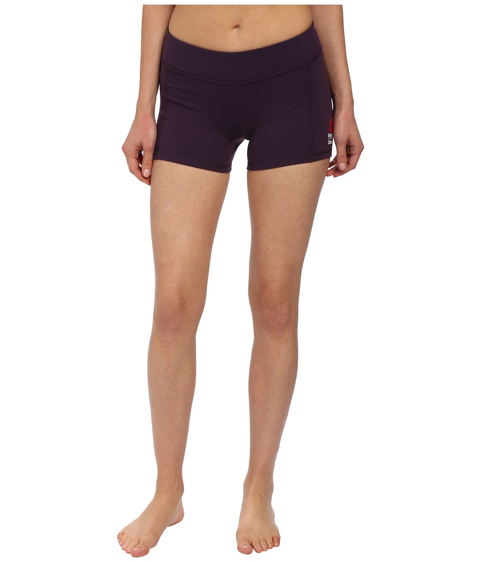 Reebok - Crossfit Performance Knit Shorts (Portrait Purple) Women's Shorts