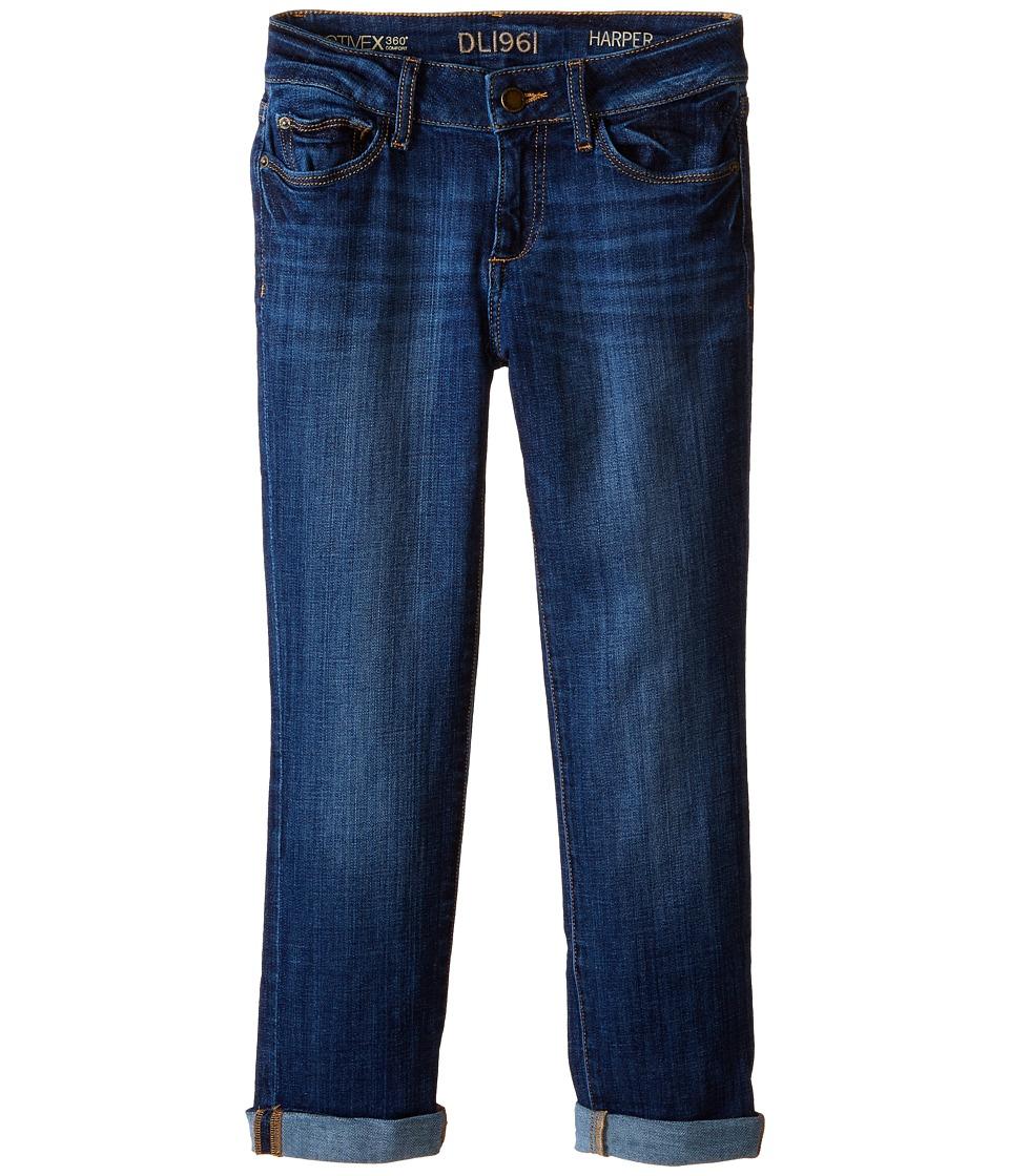 DL1961 Kids - Harper Boyfriend Jeans in Minogue (Big Kids) (Minogue) Girl's Jeans
