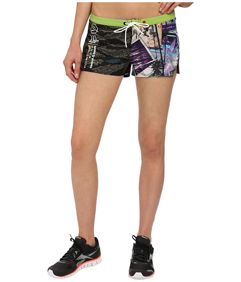 Reebok - Crossfit 2 Inches Training Shorts (Black) Women