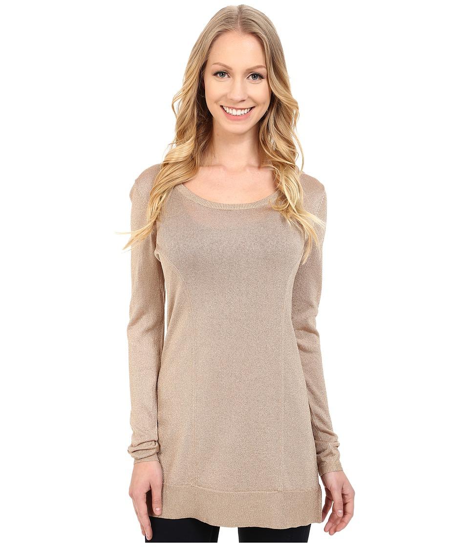 Lysse - Sparkle Sweater (Praline) Women's Sweater