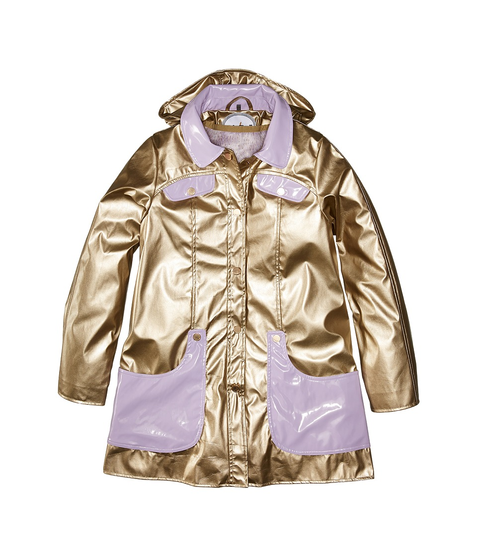 Oil & Water - Eloise Coat (Toddler/Little Kids/Big Kids) (Plat/Thistle) Girl's Coat