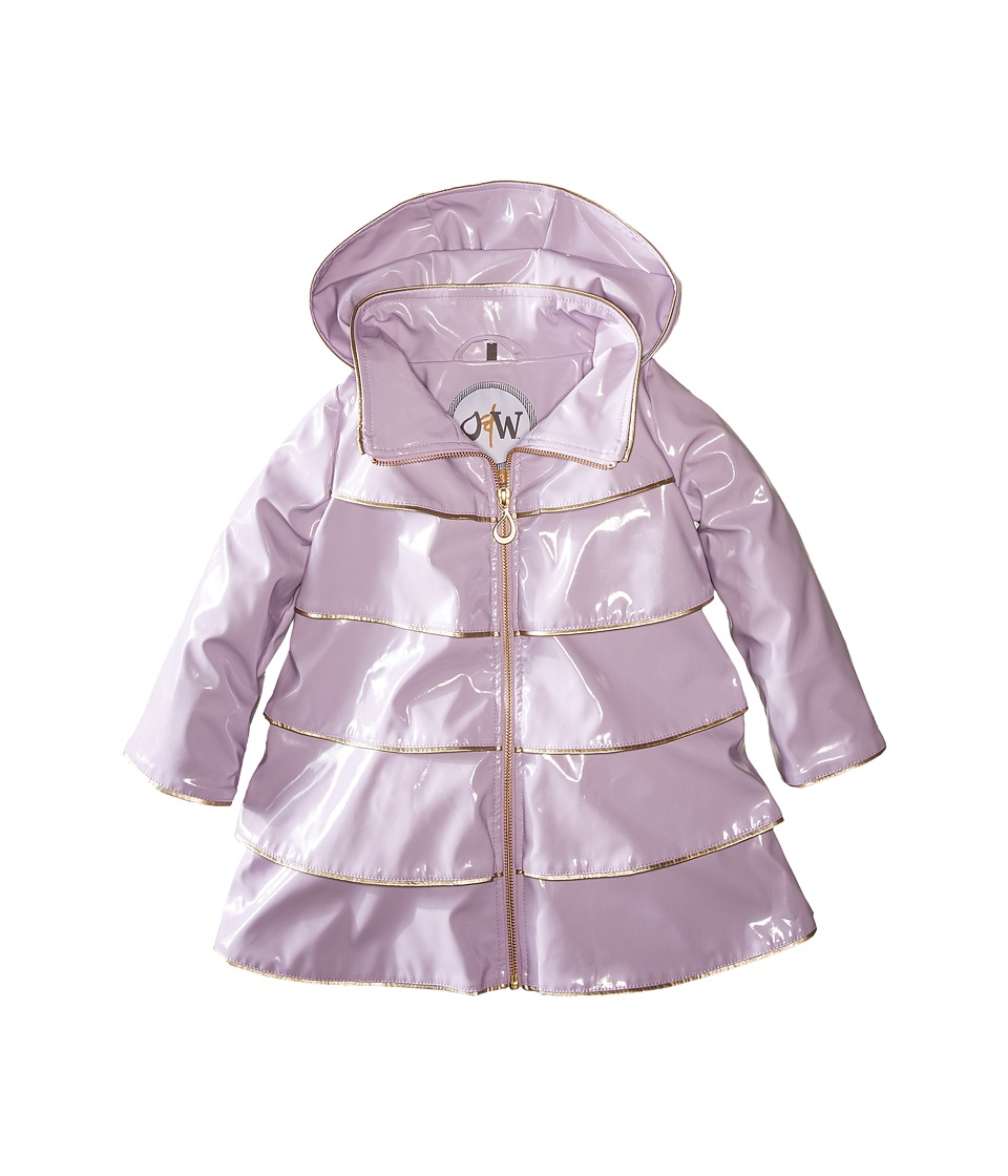 Oil & Water - Opera Coat (Toddler/Little Kids/Big Kids) (Thistle) Girl's Coat