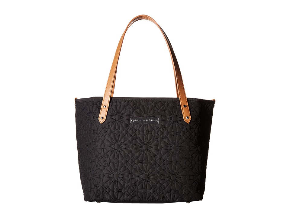 petunia pickle bottom - Embossed Downtown Tote Mini (Bedford Avenue Stop) Tote Handbags